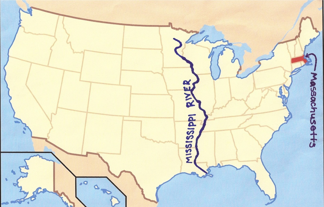 united states map mississippi river North America Mrs Roberson S 2nd Grade united states map mississippi river